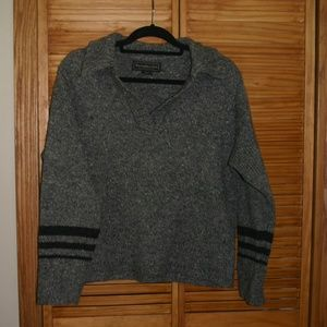 100% Wool Abercrombie and Finch Cardigan